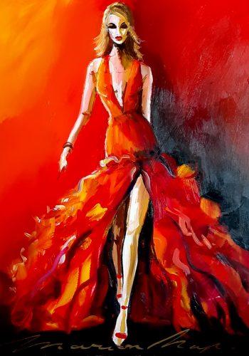 Fashionable Figure